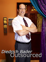 Season 1 - Outsourced - Diedrich Bader as Charlie Davies