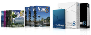 The Vue Product Line from E-On Software