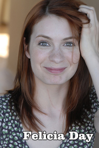Photo of Actress Felicia Day