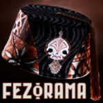A Photo of a Custom Fez from Fez-O-Rama.Com