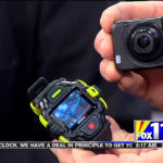 The IronX Action Camera
